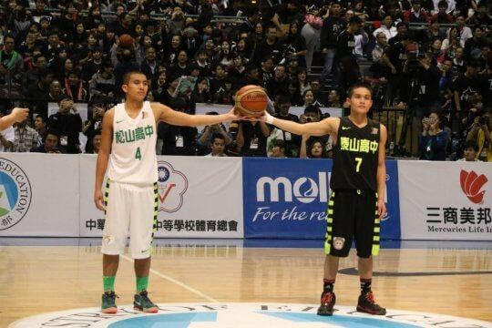 HBL 高中籃球聯賽上演兄弟對決