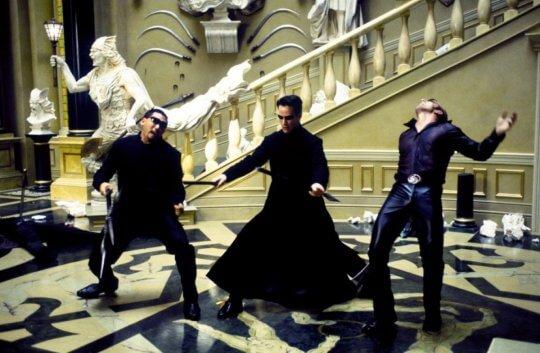 《駭客任務》(The Matrix) 系列即將推出兩部新電影