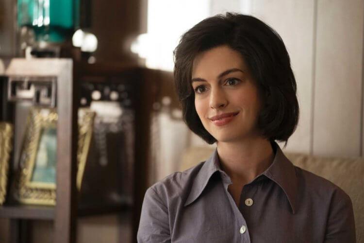 「浩克」馬克魯法洛主演的《黑水風暴》中,安海瑟薇也有出演。