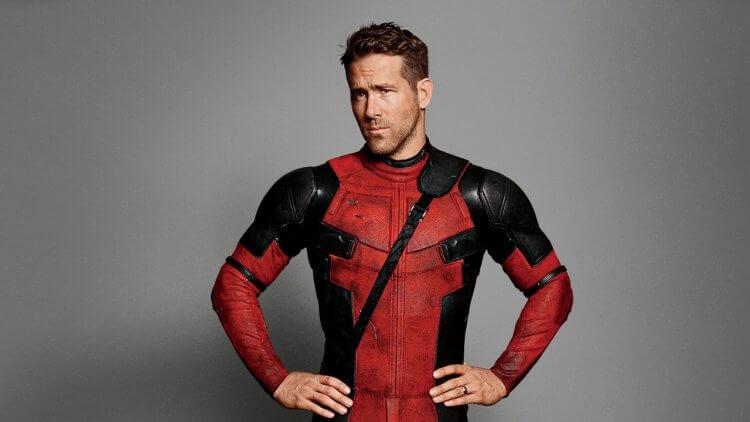萊恩雷諾斯 (Ryan Reynolds)。