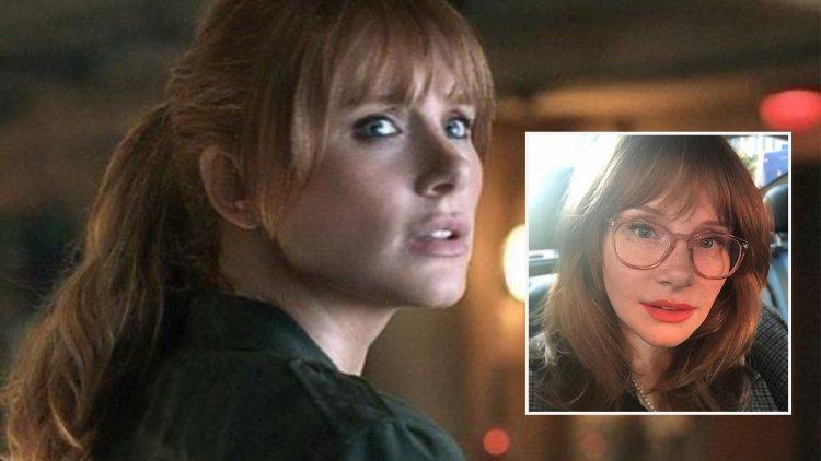《侏羅紀世界 3》即將開拍!「克萊兒」布萊絲達拉斯霍華於推特公開角色新造型首圖