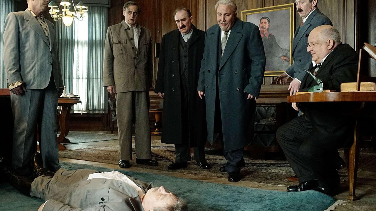 一票難求的爆笑禁片《史達林死了沒?》為了奪權,好啊來互相傷害啊首圖