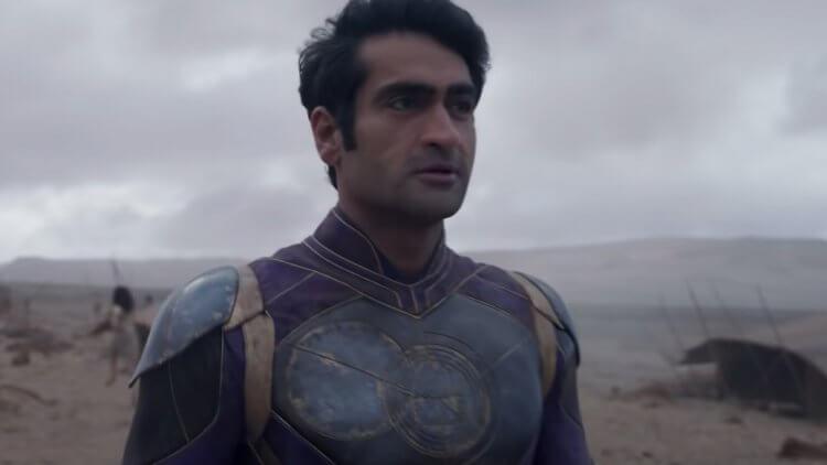 拒絕刻板印象!庫梅爾南賈尼想以《永恆族》的角色打破棕色人種的銀幕形象首圖