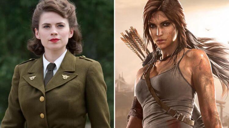 Netflix《古墓奇兵》動畫影集新進度!「卡特探員」海莉艾特沃將為「蘿拉」獻聲配音首圖