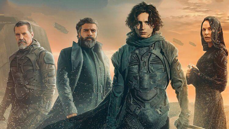 【影評】《沙丘》:不認識丹尼維勒納夫就別亂跟風,這絕對不是你想像中的商業娛樂大片首圖