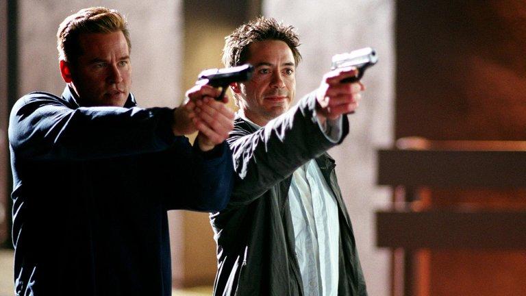 《吻兩下打兩槍》15 周年紀念(上):一團魯蛇與菜鳥,試圖在好萊塢重返榮耀