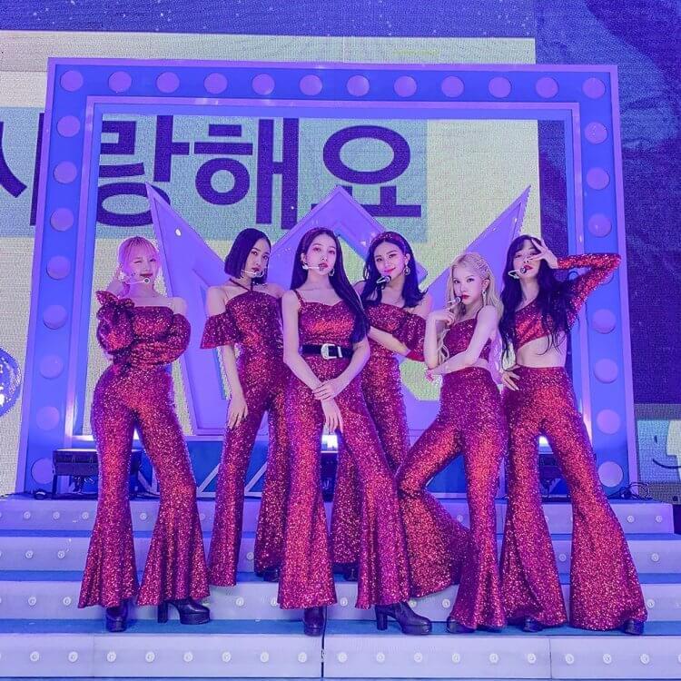 南韓女團GFRIEND