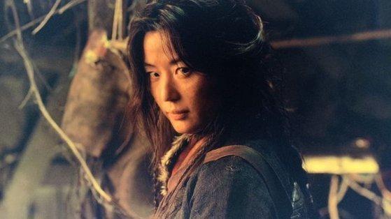 全智賢將在《屍戰朝鮮》外傳飾演女真族女性「阿信」