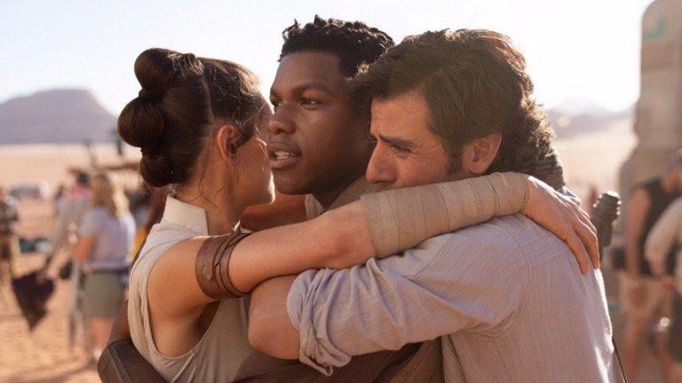 《STAR WARS》星戰系列即將在 2019 年底推出最新第九部曲系列電影。
