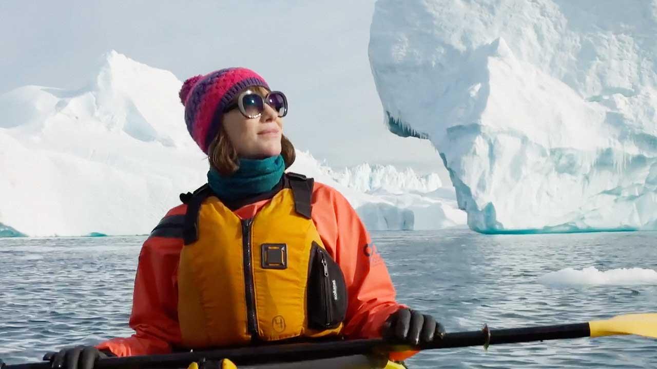 改編自同名暢銷小說的電影《囧媽的極地任務》請來凱特布蘭琪演出故事中的神祕媽媽。