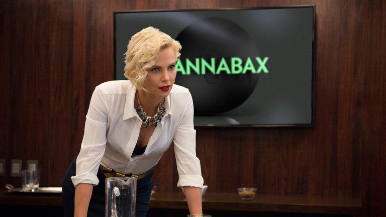 莎莉賽隆為賽車霸氣開賽 新片化身嘴賤職場女魔頭《老闆好壞》3月30日全台爆笑上映