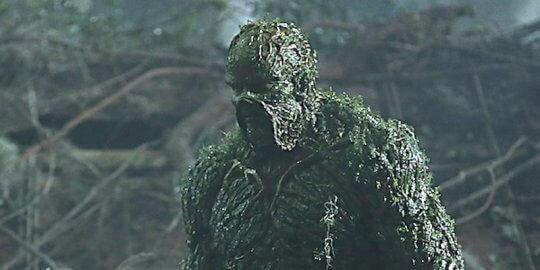 《沼澤異形》(Swamp Thing) 劇照。