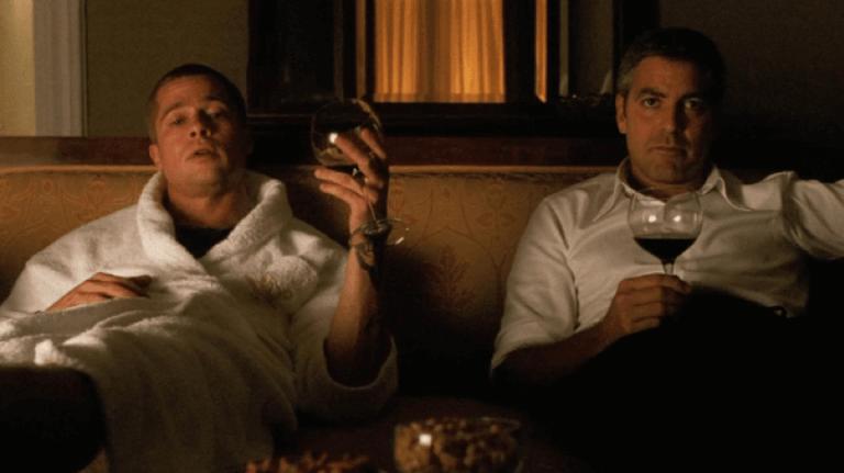 分久必和和久必分,好萊塢男神布萊德彼特與喬治克隆尼,不是互整就是一起開整。
