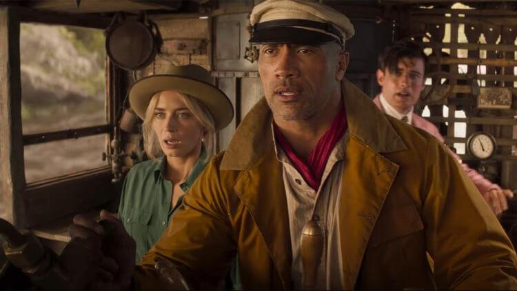 全員上船!《叢林奇航》續集確定製作,巨石強森、艾蜜莉布朗都將會回歸首圖
