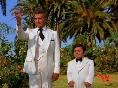 1977 年奇幻影集《神秘島》