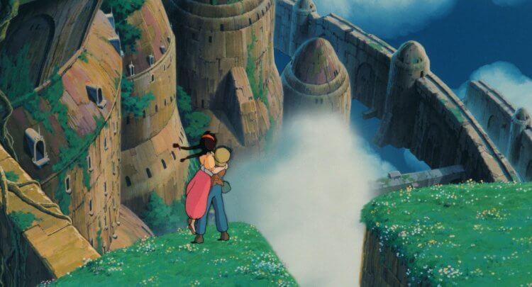 《天空之城》劇照。