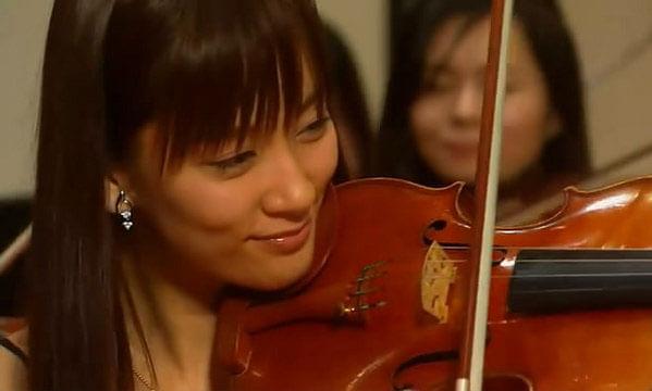 《交響情人夢》水川麻美。