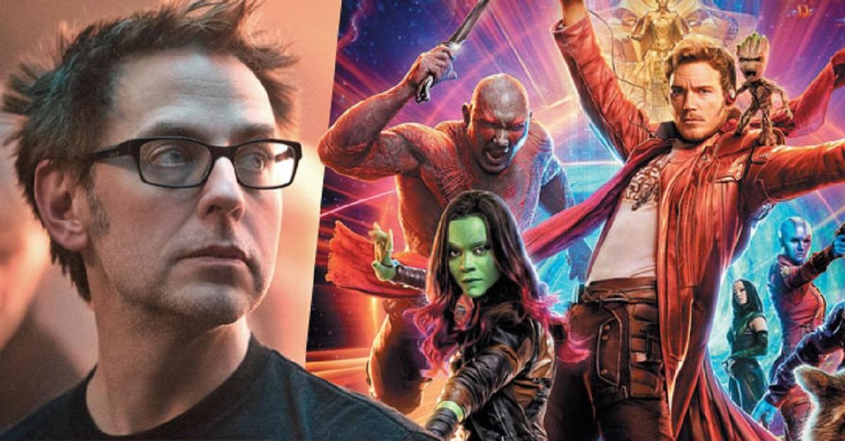 到你還能不能看見 克里斯普瑞特 與 詹姆斯岡恩 攜手合作的《 星際異攻隊3 》呢?