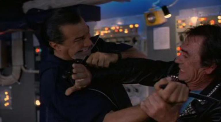 參演《魔鬼戰將》讓史蒂芬席格的演藝生涯站上顛峰。