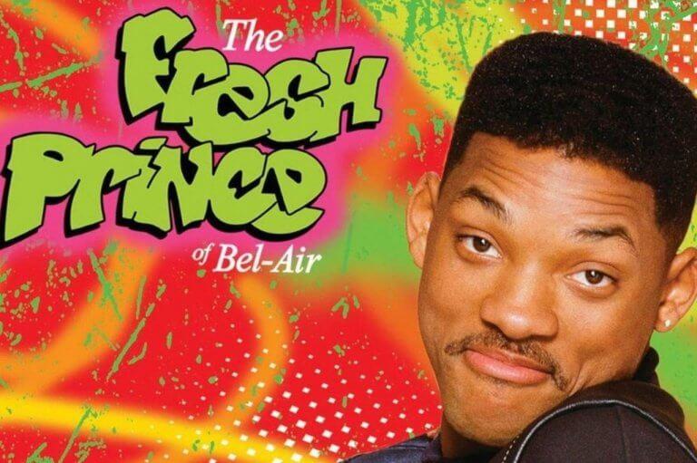 《新鮮王子妙事多》(Fresh Prince of Bel-Air)