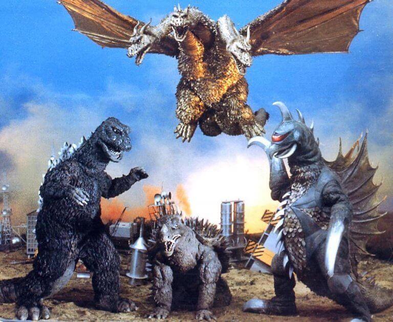 《地球攻擊命令 哥吉拉對蓋剛》劇照