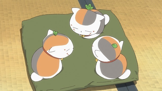 大家熟悉的圓滾滾貓咪老師,居然分裂成三隻小萌喵?