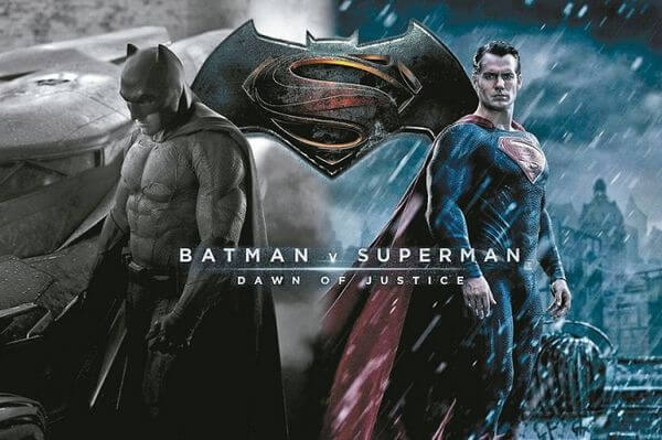 查克史奈德 2016 年執導作品《蝙蝠俠對超人:正義曙光》。