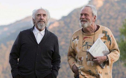 以經典小說為本,泰瑞吉廉導演談電影《誰殺了唐吉軻德》,不惜耗時多年也要完成這部歡樂的作品。