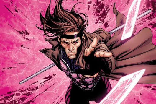 《 金牌手 》X戰警 變種人之一 ,電影版將由 查寧塔圖 飾演