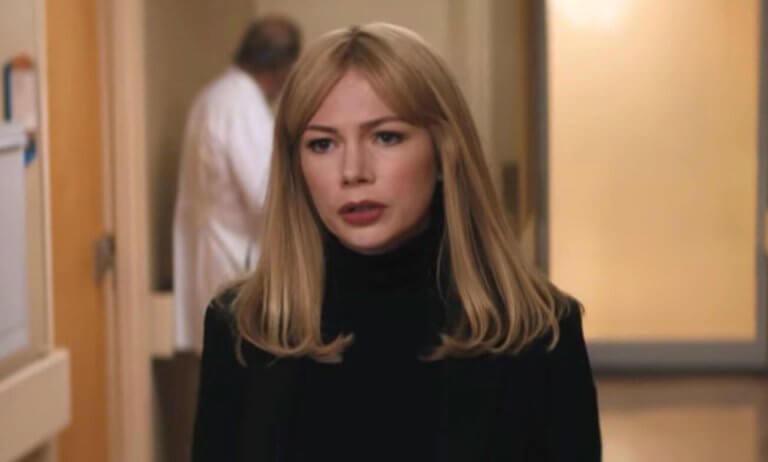 在《猛毒》中飾演女主角安妮威寧的女星:蜜雪兒威廉斯。