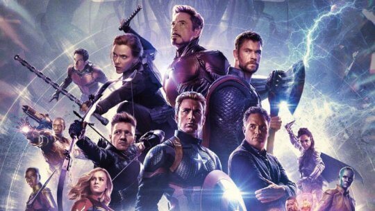 《復仇者聯盟:終局之戰》入圍奧斯卡最佳視覺效果。