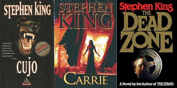 史蒂芬金 (Stephen King) 上榜作品。