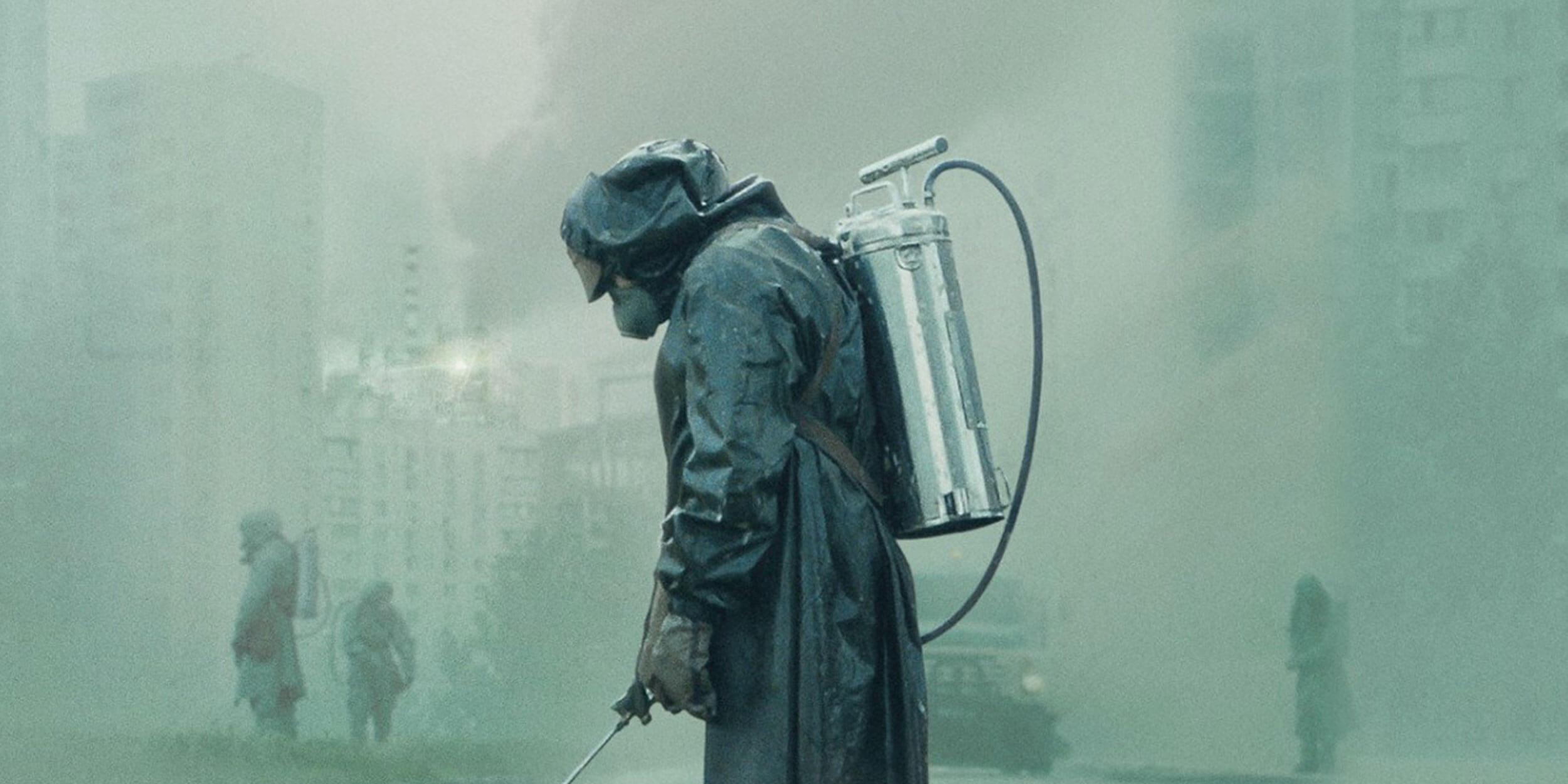 HBO 驚悚影集《核爆家園》揭露毀滅性的真相 還原震撼人心的車諾比事件首圖