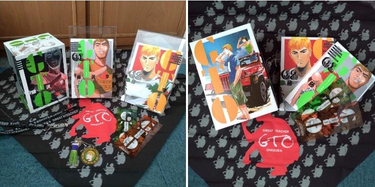 睽違 22 年再度登場!由日本漫畫家藤澤亨創作的漫畫《麻辣教師 GTO》台灣出版社重新再推大開本愛藏版漫畫。