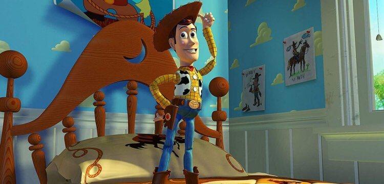 1995 年的《玩具總動員》(Toy Story)
