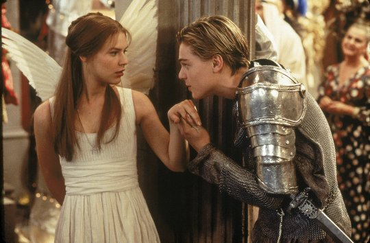 李奧納多主演《羅密歐與茱麗葉》(Romeo and Juliet)