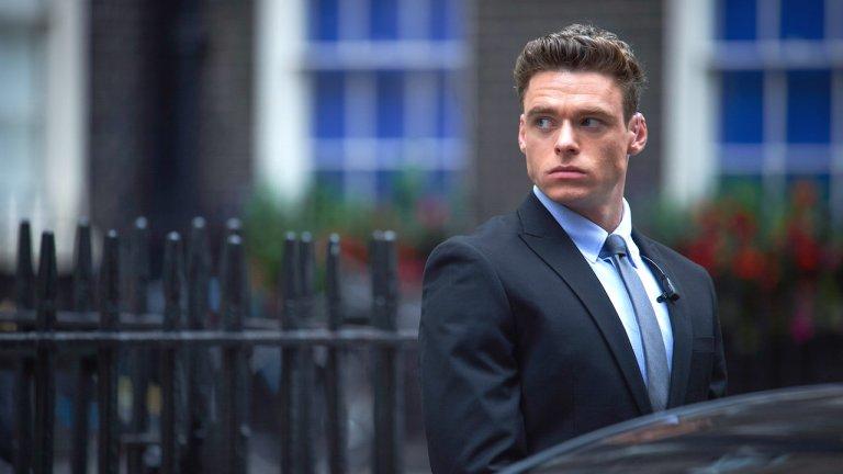 下一位 007 是他?《冰與火之歌》影星理察麥登有望成為新詹姆士龐德