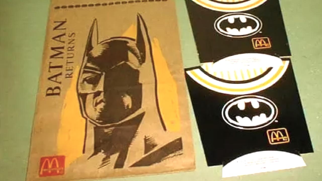 【專題】《蝙蝠俠大顯神威》(二):孩子哭了,這是一份苦澀的麥當勞快樂兒童餐首圖