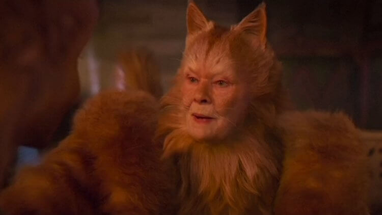 《貓》雖有茱蒂丹契、伊恩麥克連等堅強卡司,票房前景仍不被看好。