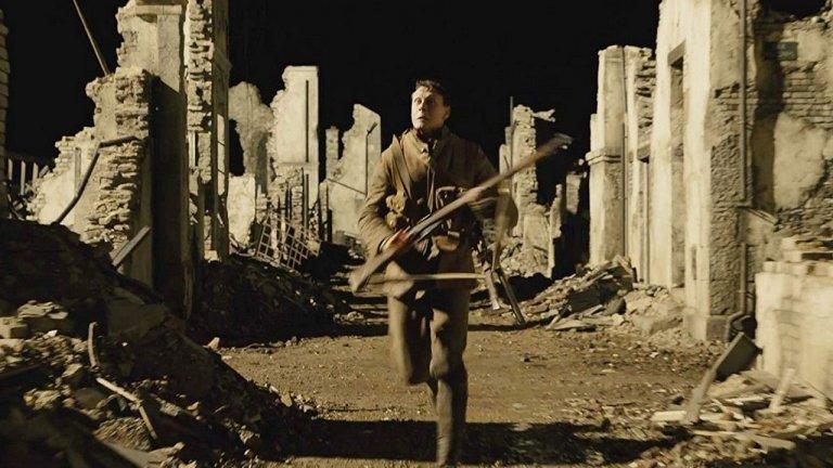 詩意的戰爭電影《1917》兩段詩句解析:將軍的忠告以及為女嬰歌唱