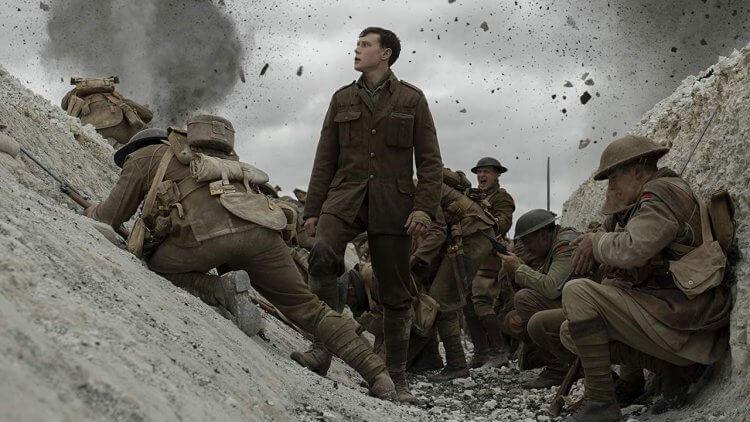 師兄歸位、男神降臨、為什麼一次大戰電影《1917》讓我們瘋狂期待?首圖