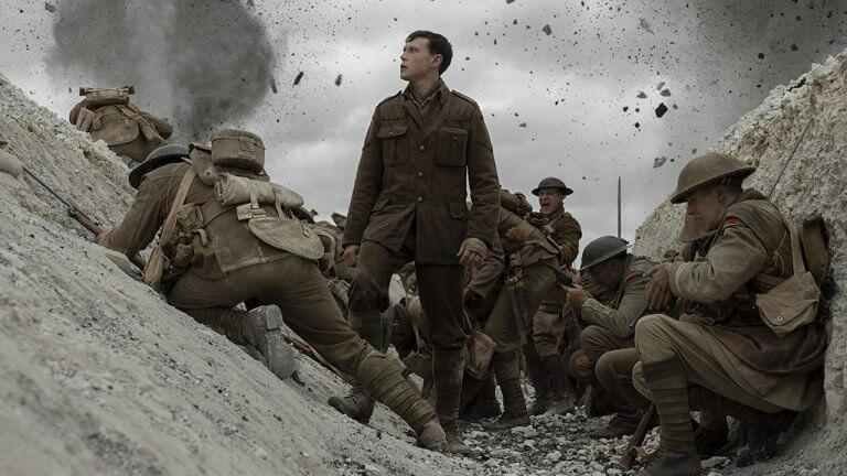師兄歸位、男神降臨、為什麼一次大戰電影《1917》讓我們瘋狂期待?