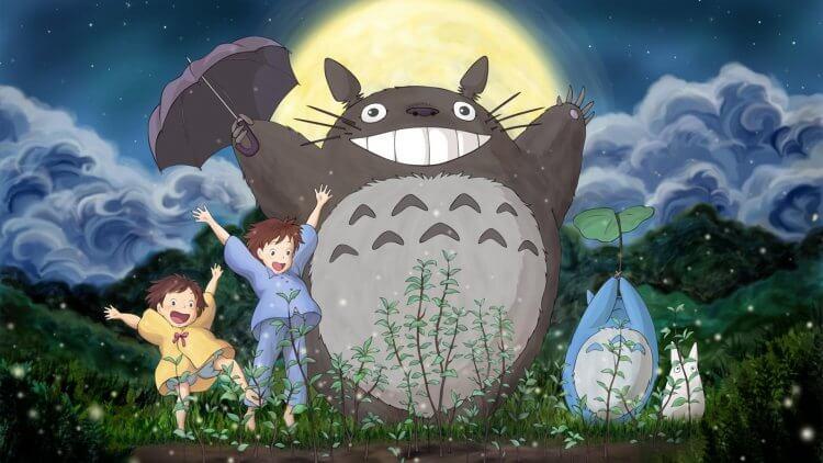 吉卜力工作室《龍貓》是許多人小時候的回憶。
