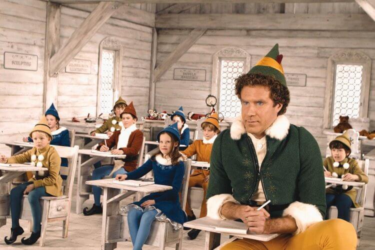 《精靈總動員》(Elf) 中的喜劇天王威爾法洛 (Will Ferrell) 在新片《婚姻大崩壞》繼續展露喜劇魅力。