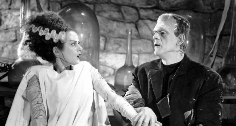 1935年《科學怪人的新娘》