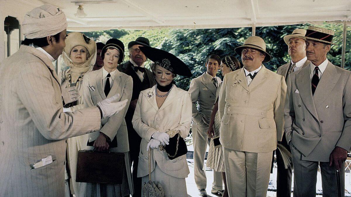 《 尼羅河上的慘案 》在 1978 年已由 約翰吉勒明 拍攝過,如今相隔超過 40 年,即將再登大銀幕。