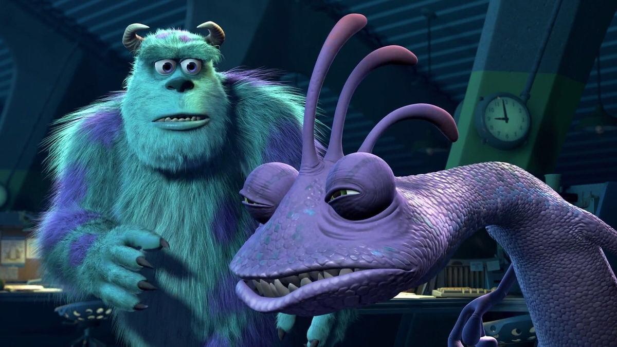 比爾莫瑞 曾有機會演出《 怪獸電力公司 》的毛怪...