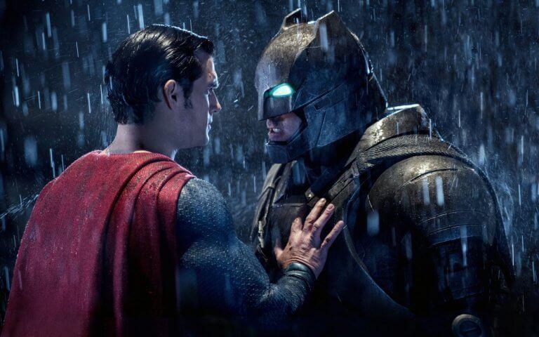 《蝙蝠俠對超人:正義曙光》(Batman v Superman: Dawn of Justice) 劇照。