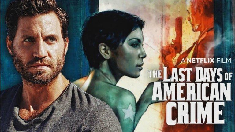 【線上看】《驚天營救》後最受期待的動作電影《美國犯罪的末日》,政府將控制人民腦波終結罪惡?