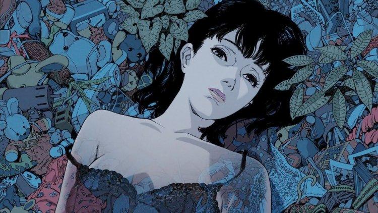 今敏動畫電影《藍色恐懼:數位修復版》劇照。